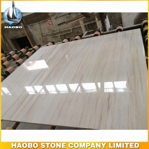 Cut To Size Eurasian Wood Grain Marble Tile